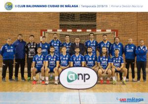 Grupo ANP patrocinador del Balonmano Ciudad de Málaga