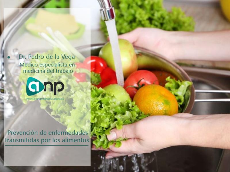 Prevenir enfermedades por alimentos