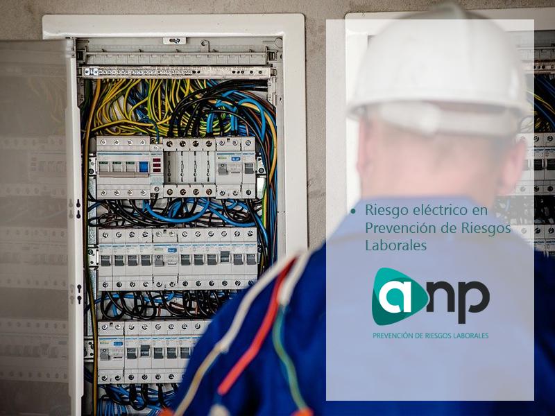 Prevención electricista